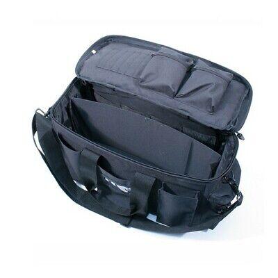Blackhawk 20pe00bk Black Police Equipment Gear Padded Bag W Shoulder Strap