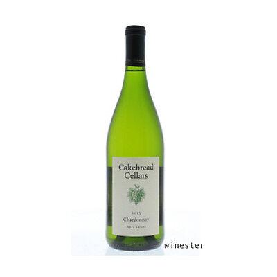 2013 Cakebread Cellars Chardonnay Napa Valley White Wine 750ml