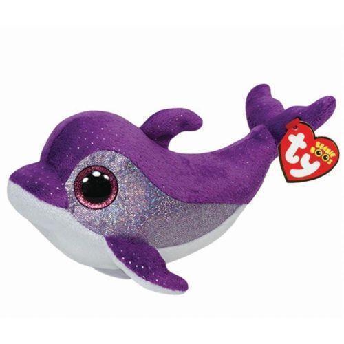 Dolphin Plush: Stuffed Animals