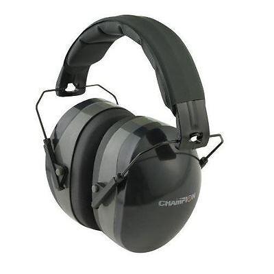 New Champion Ear Muffs Passive Hearing Protection NRR 26 dB 40970 (Champion Ear Protection)