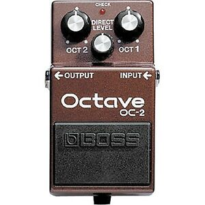 Looking for a Boss OC-2 or Octaver!