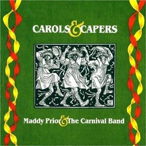 Maddy Prior and the Carnival Band-Excellent condition cd/rare
