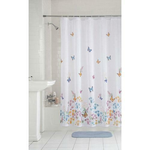 Sheer Butterfly Curtains Ebay