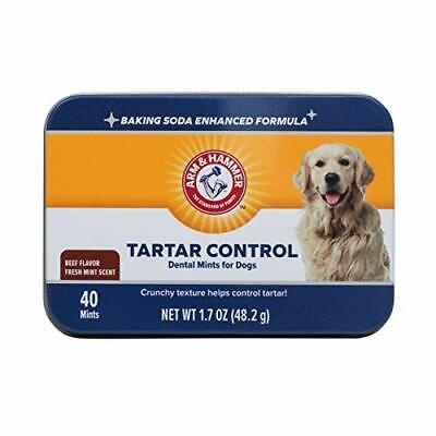 Arm & Hammer Dog Dental Care Fresh Breath Dental Mints for Dogs