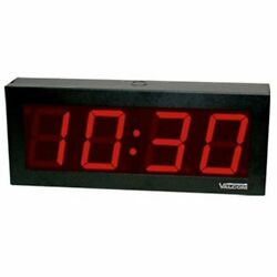 Valcom Vip-d440 Ip Poe 4 Digit 4 Inch Clock (vipd440)