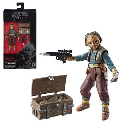 Star Wars The Black Series 6 inch Maz Kanata