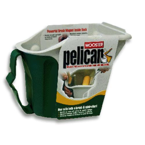 Wooster 8619 Pelican Handheld Pail, 1 Quart