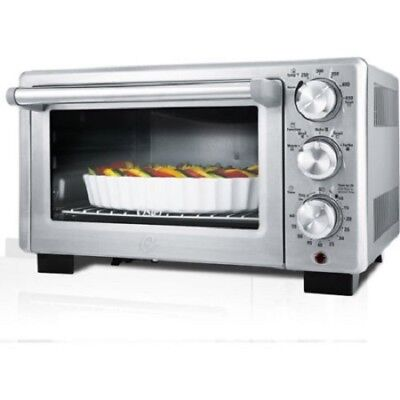 Convection Toaster Oven Designed for Subsistence
