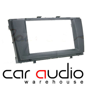 connects2 ct23ty12 toyota avensis t27 09 car stereo double. Black Bedroom Furniture Sets. Home Design Ideas