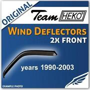 VW T4 Wind Deflectors