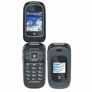 UNLOCKED ZTE Z222 GSM 3G Flip Cell Phone