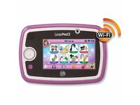 LeapFrog LeapPad3 Learning Tablet - Pink (Brand New!)