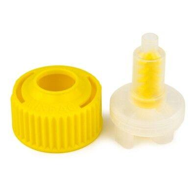 Yellow Dynamic Mixing Tips For Heraeus Kulzer Gc More 50pack Plasdent