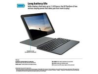 now in HP 10.1-inch TOUCHSCREEN K3N12UA1.33 GHz Quad-Core Processor 32GB SSD TABLET