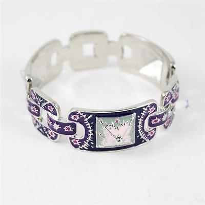 New With Box!! 100% Authentic VIVIENNE WESTWOOD Beckan Bangle In Purple!!