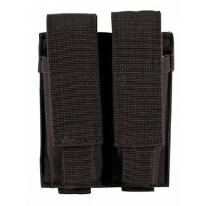 Voodoo Tactical MOLLE Double Pistol Magazine Pouch