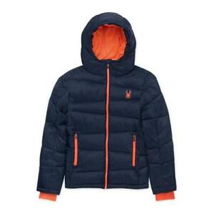 LOST - Black and Red Spider Winter Jacket - Kids size