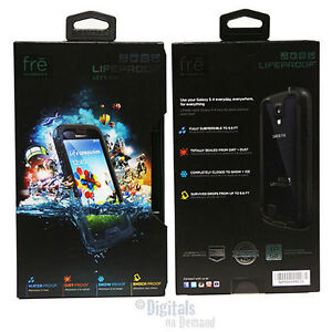 LifeProof frē for iPHONE 6/6Ss  and Galaxy S4 Case