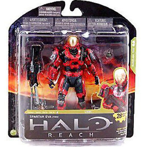 ★ HALO REACH Series 4 Spartan EVA Target Exclusive 5
