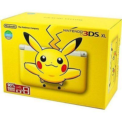 Nintendo 3DS XL - Yellow Pikachu Edition - Brand new