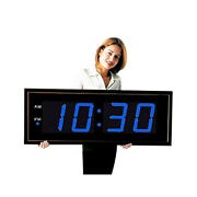 Giant Digital Clock
