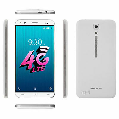 """CellAllure Fly 5.5"""" HD IPS Dual SIM 4G LTE Android Smartphone New Sealed"""