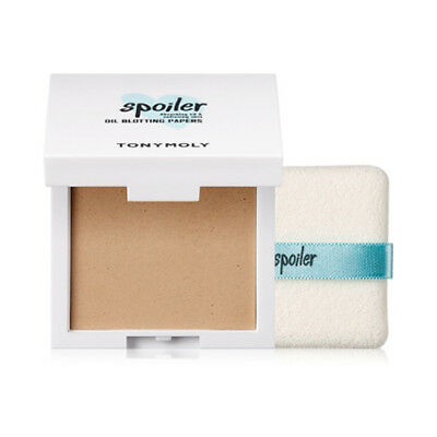 [TONYMOLY] Spoiler Oil Blotting Papers - 50pcs / Free Gift