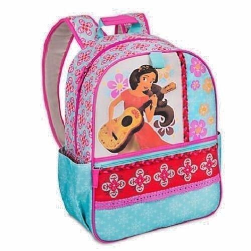 NWT Disney Store Elena of Avalor Backpack girls Book bag Pri