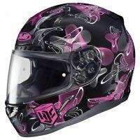 HJC CL-17 MYSTIC WMN Helmet PNK/Casque de moto pour FEMME