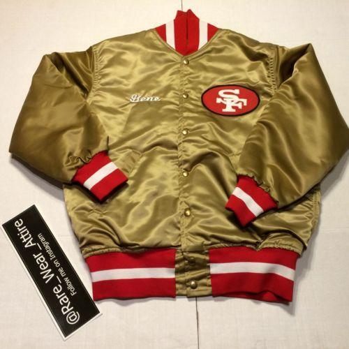 Giants Starter Jacket | eBay