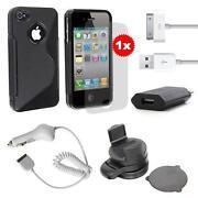 iPhone 4 Zubehör Set