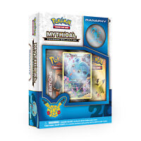 Pokemon Manaphy Mythical Collection Box Available @ Breakaway