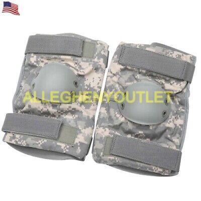 Military McGuire-Nicholas Used Knee /& Elbow Pads Issue Digital Camo