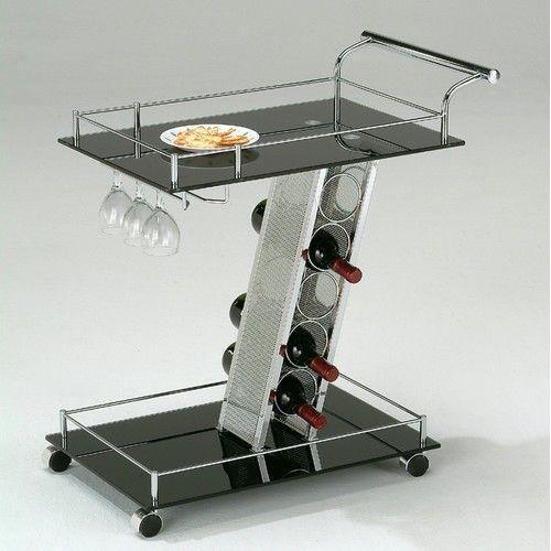 Modern Bar Cart Ebay
