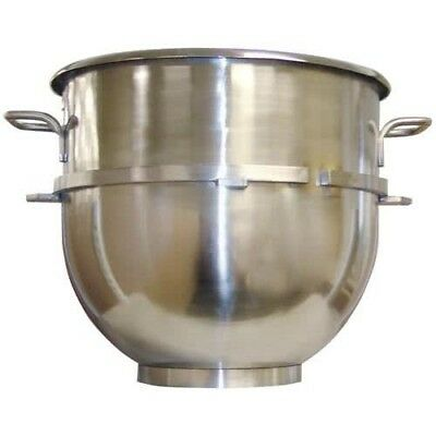 New 60 Qt Mixing Bowl For Classic Hobart Mixer Stainless Steel 1250 Nsf Dough