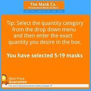 Photo Face Masks