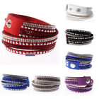 Crystal Cuff Fashion Bracelets