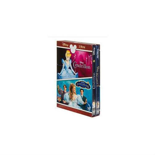 Coffret DVD Cendrillon + Il était une fois