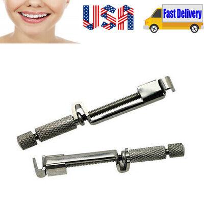 Dental Matrix Tofflemire Retainer Universal Bands Stainless Steel Support Us Fda
