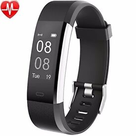 Activity Tracker, Willful Fitness Tracker Watch with Heart Rate Monitor Pedometer