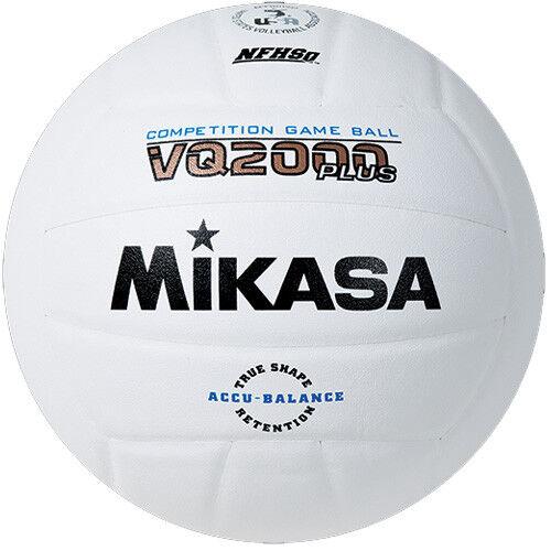 Mikasa VQ2000 Volleyball - White
