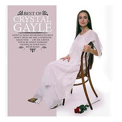Crystal Gayle   Best Of  New Cd  Portugal   Import