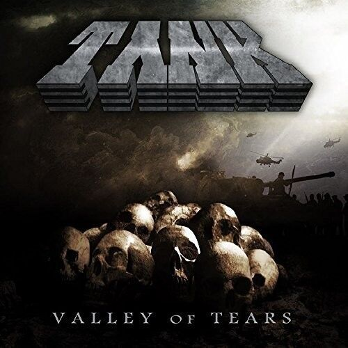 Tank - Valley of Tears [New Vinyl] Gray