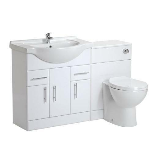 ebay bathroom sinks toilet sink cabinets ebay 12761