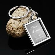 Photo Frame Keyring