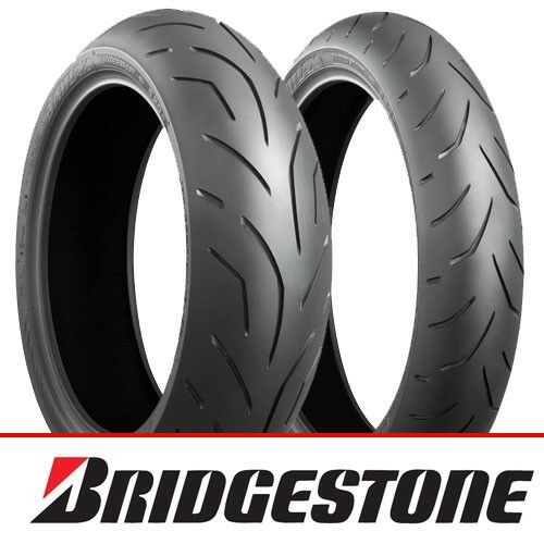 Bridgestone Battlax S20 EVO Motorcycle Tyres Pair Deal 120/70 ZR17 & 190/55/ZR17