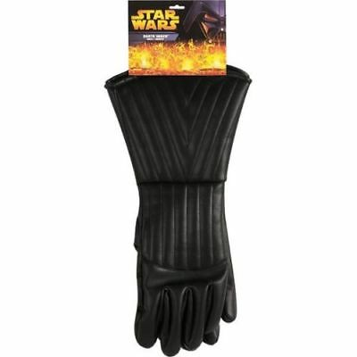 Rubies Darth Vader Star Wars Jedi Movies Adult Gloves Halloween Costume 1197](Ruby Halloween Wars)