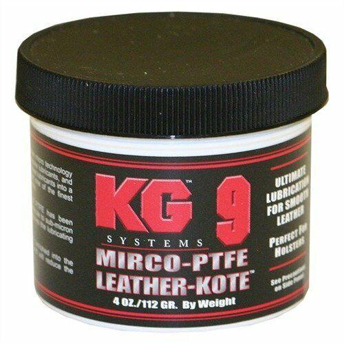 KG 9 Leather-Kote 4 oz