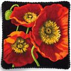 Poppies Needlepoint Kit