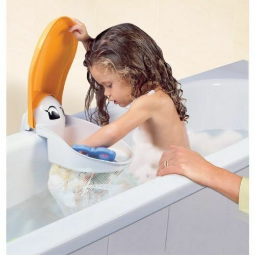 Peli's Bathtub Play Pouch Bath Toy Storage Bag